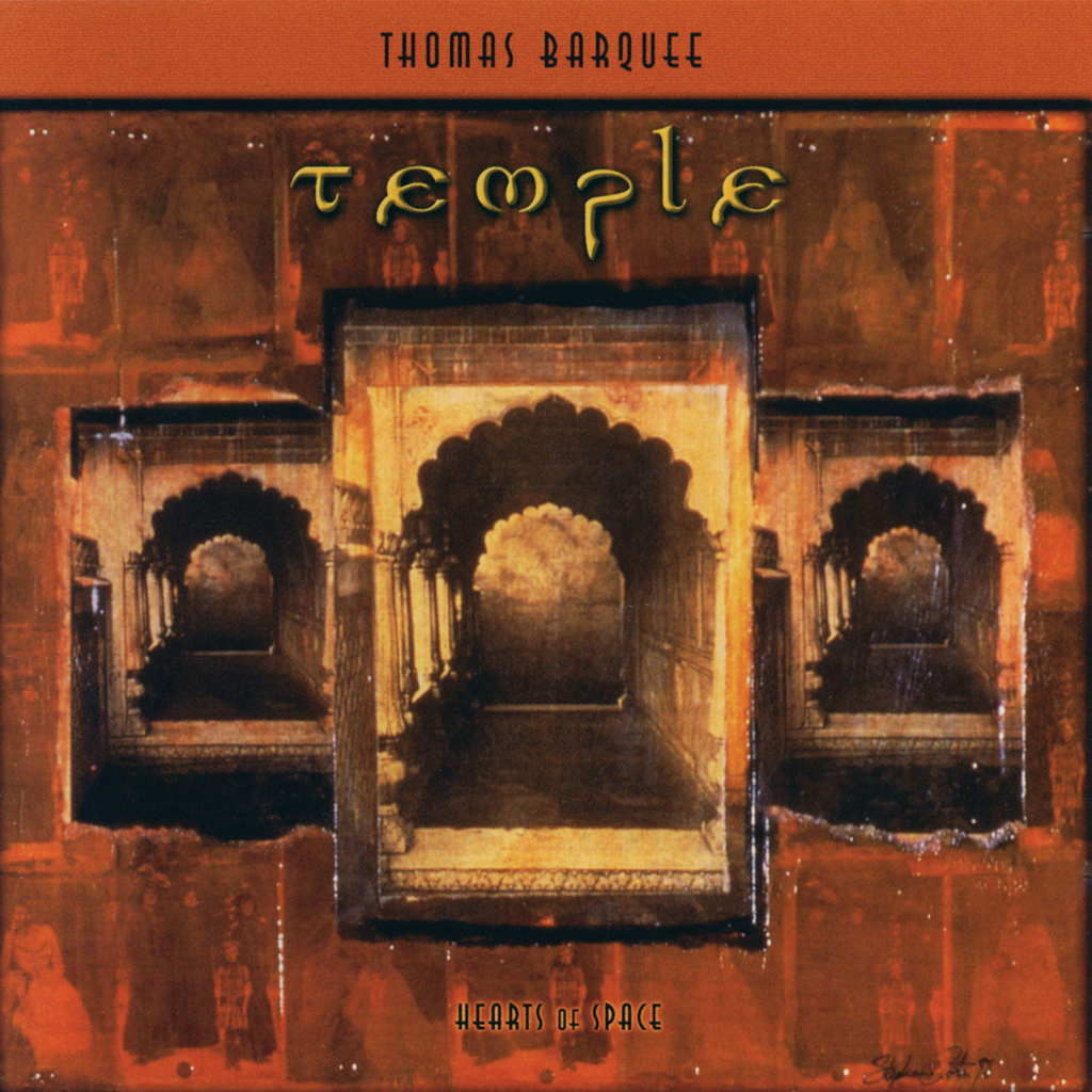 Thomas Barquee - Temple