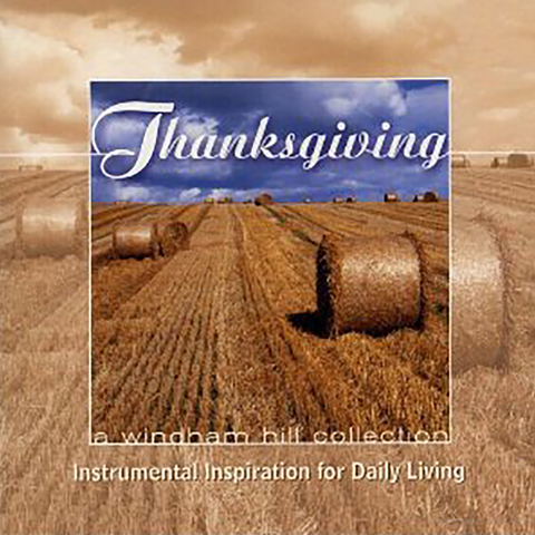 Various Artists - Thanksgiving: A Windham Hill Collection