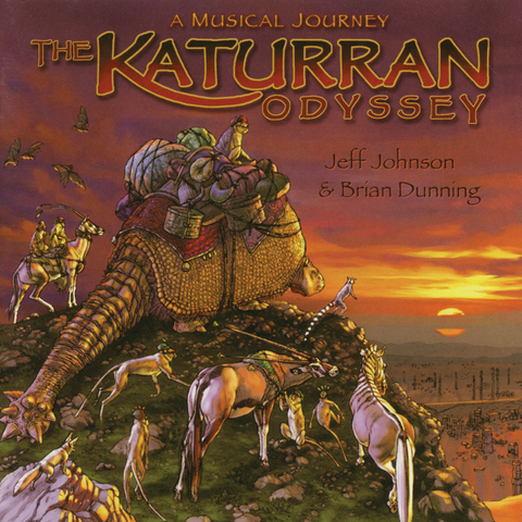 Jeff Johnson & Brian Dunning - The Katurran Odyssey