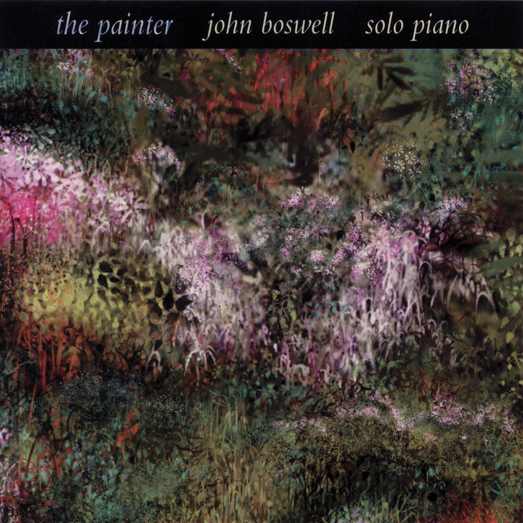 John Boswell - The Painter