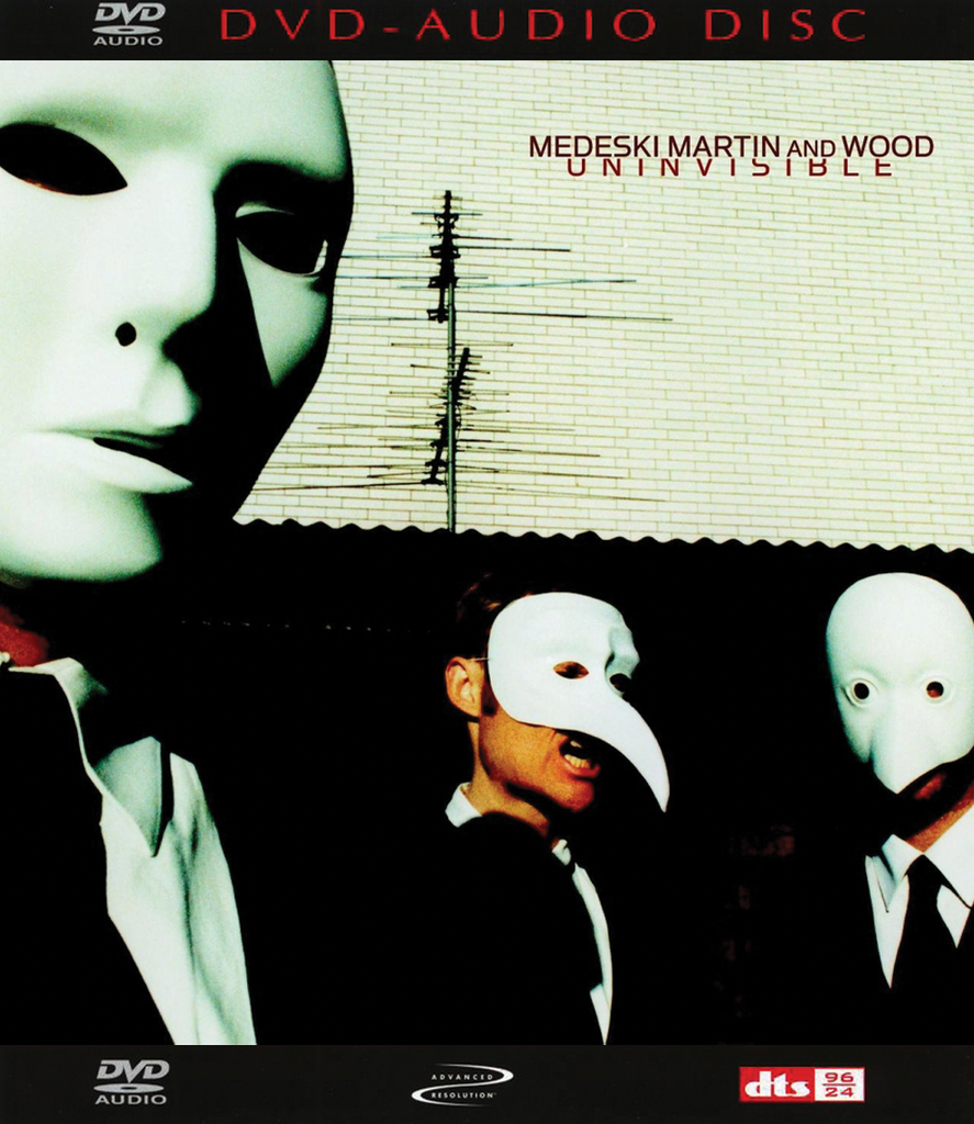 Medeski, Martin and Wood - Uninvisible