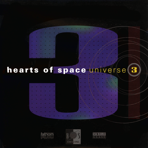 Various Artists - Hearts of Space: Universe 3