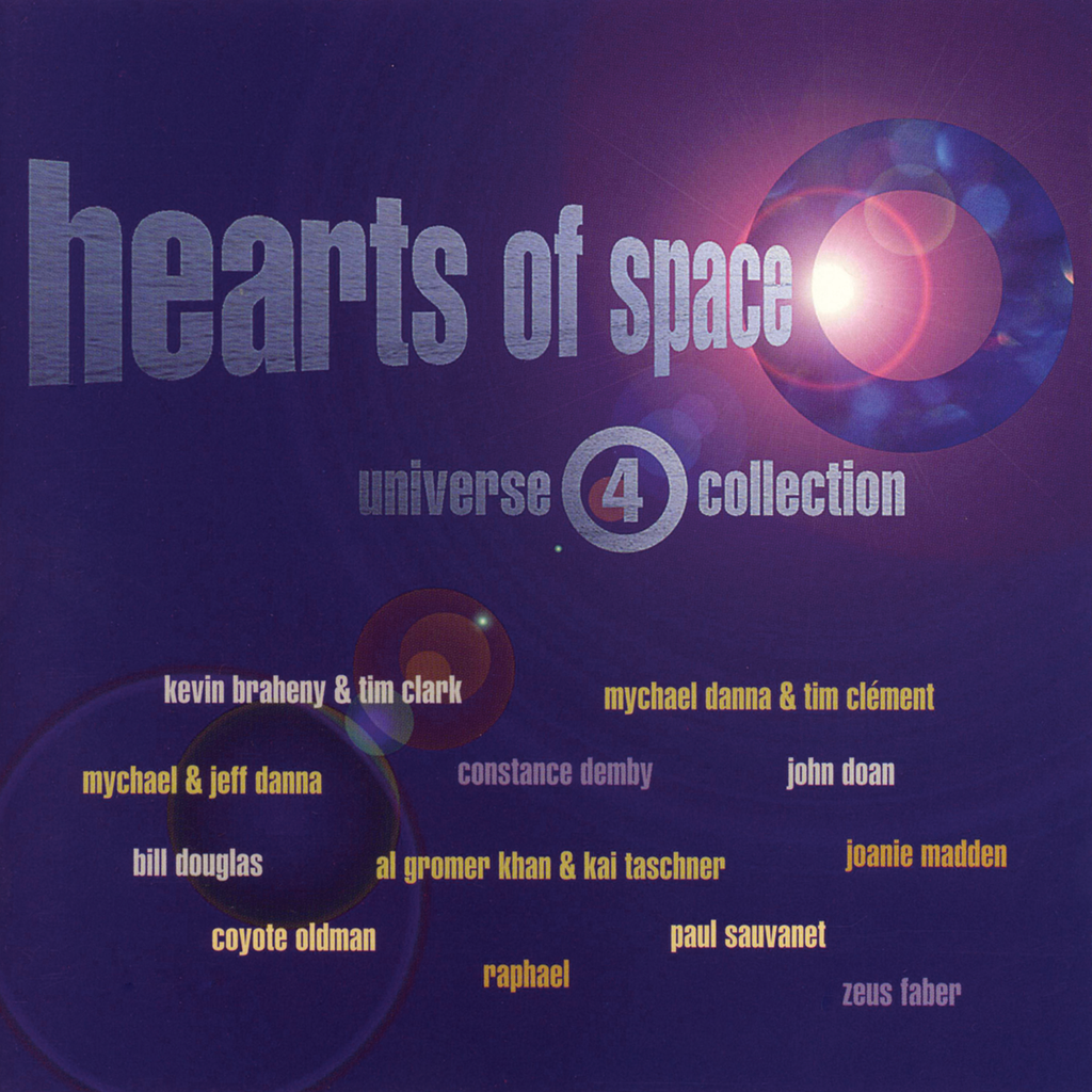 Various Artists - Hearts of Space: Universe 4