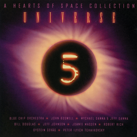 Various Artists - Hearts of Space: Universe 5
