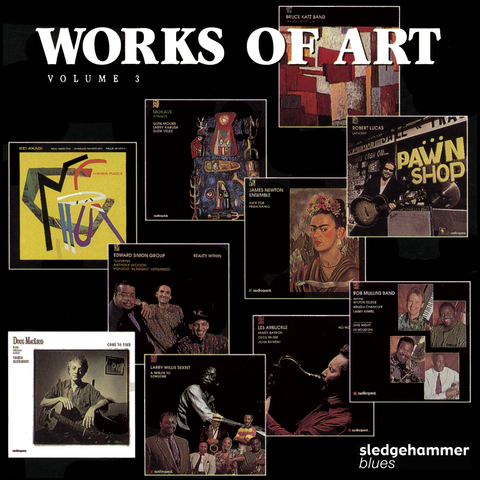 Various Artists - Works of Art: Volume 3