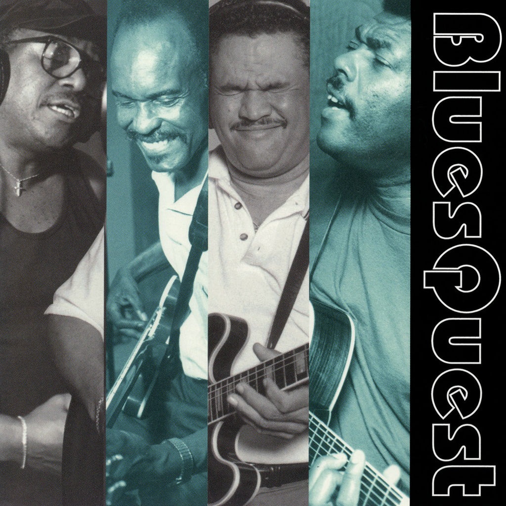 Various Artists - BluesQuest