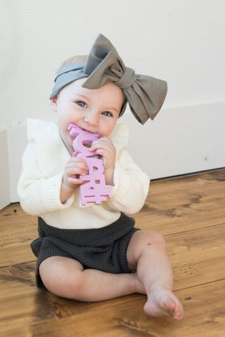 TeetheWord Teethers - Overit Lavender