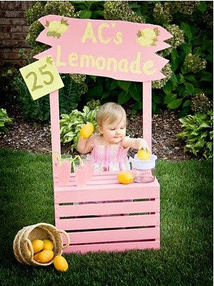 When Summer Is Upon Us Soon...Make Lemonade
