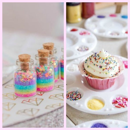 Unicorn Birthday party activities for kids, unicorn party ideas on a budget