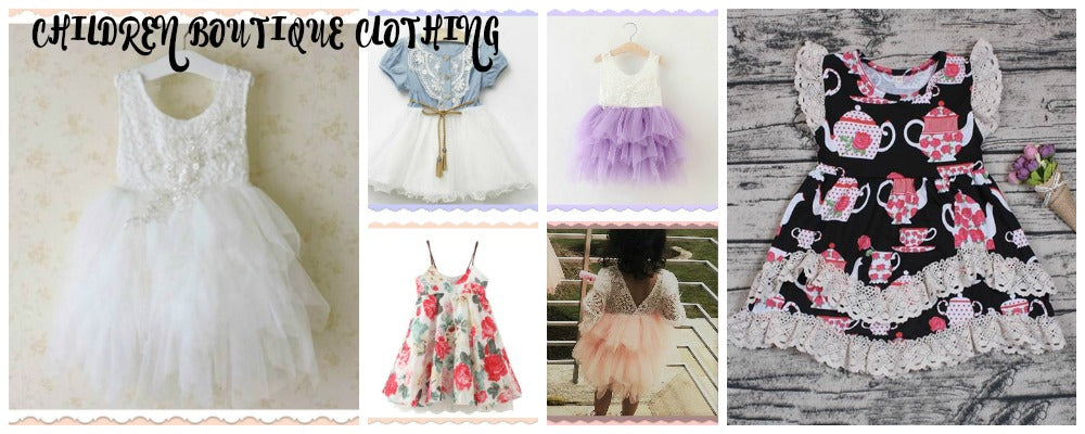 Wholesale Children's Boutique Clothing