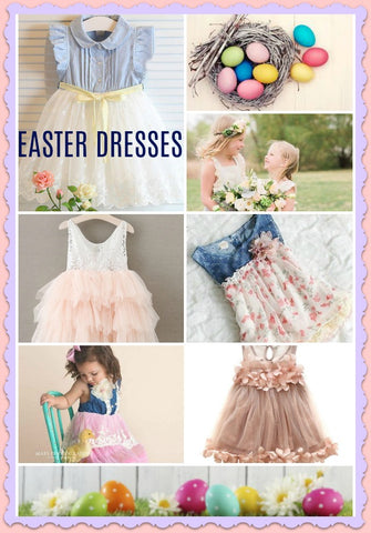 Dress Ideas for Girls for Easter, Easter Ideas