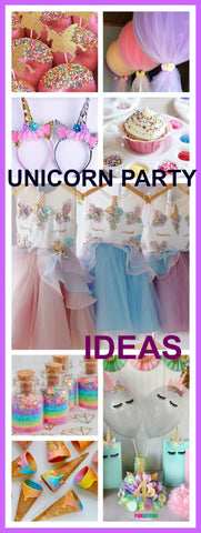 Unicorn Birthday Outfit & Party Ideas for Girls and Toddlers, Unicorn Birthday Dress