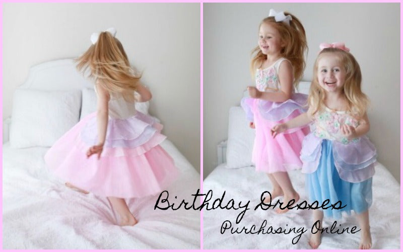 Kids Birthday Party Dresses Online