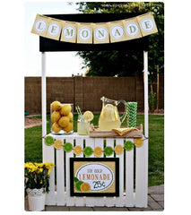 summer craft ideas, lemonade stand ideas, trendy baby clothes, little girl outfits