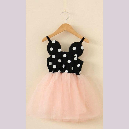 Minnie Mouse Dress Dot Tulle