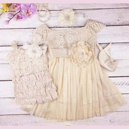 Love's Sister Dresses - Marili Jean Girl's Clothing Boutique