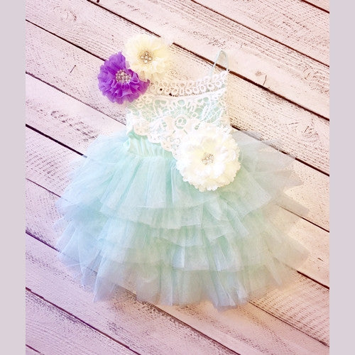 Paris' Tulle Dress