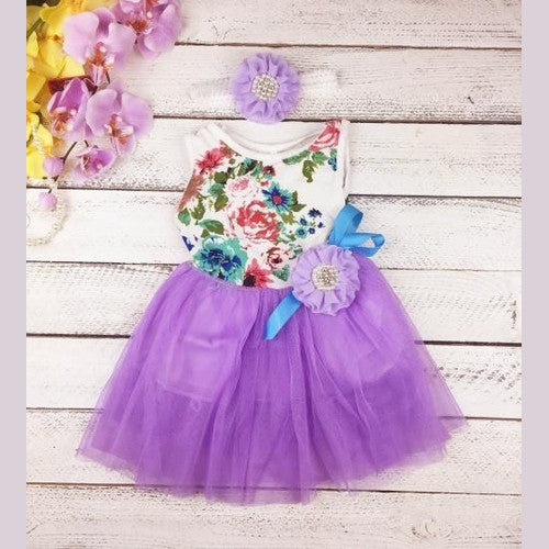 Garden Blossom Dress