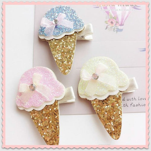 Ice Cream Barrette