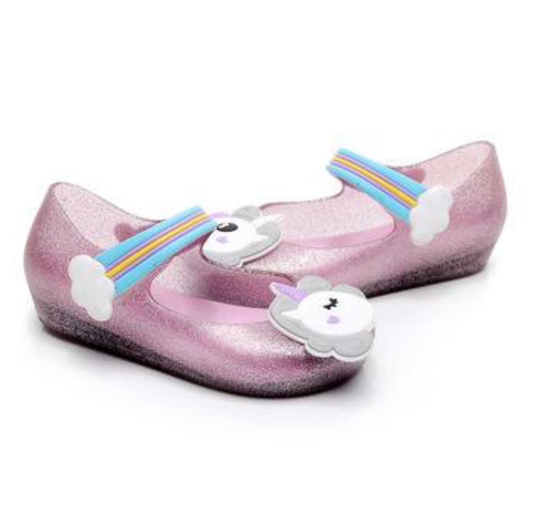 Unicorn Shoes Pink