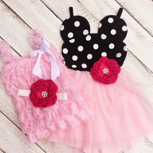 Minnie Dot Sisters - Marili Jean Girl's Clothing Boutique