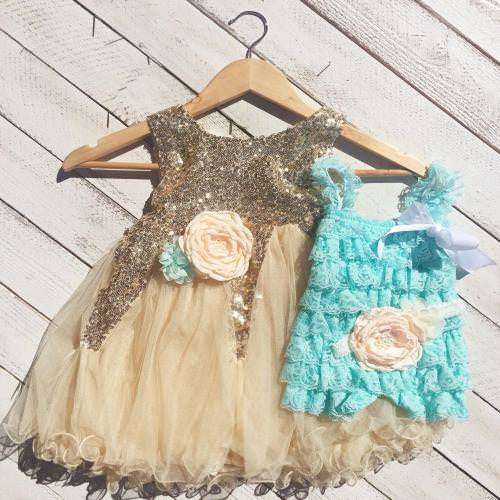 Aurora's Matching Sister Dresses Big sister little sister dress, Marili Jean Girls Clothing Boutique