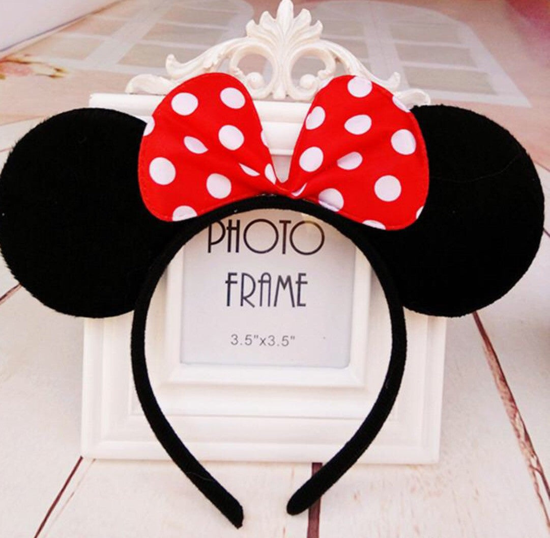 red minnie mouse headband, minnie mouse baby girl birthday ideas, minnie mouse dress, minnie mouse toddler, disney dress for toddlers, minnie + mouse