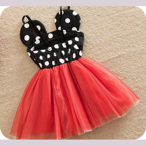 Minnie Mouse Girls' Dresses. Showing 48 of results that match your query. Search Product Result. Product - Minnie Mouse Girls' thermal 2-Piece underwear set Disney Toddler Girls' Minnie Mouse Tulle Dress, White with Red Polka Dots (3T) Product - Disney Minnie Mouse Baby Girls' Costume Tutu Dress Bodysuit. Product Image. Price $