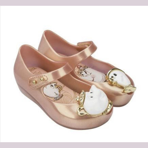 Mrs. Potts and Chip Shoes
