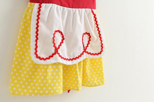 Snow White's Dream Dress for birthday party ideas for girls and toddlers
