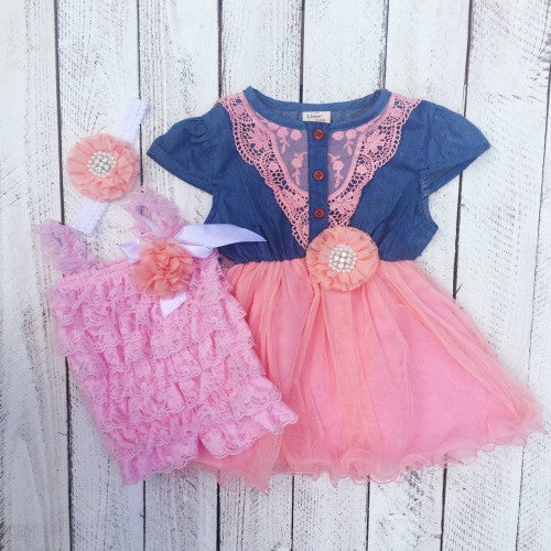 Sally's Sister Dresses - Marili Jean Girl's Clothing Boutique