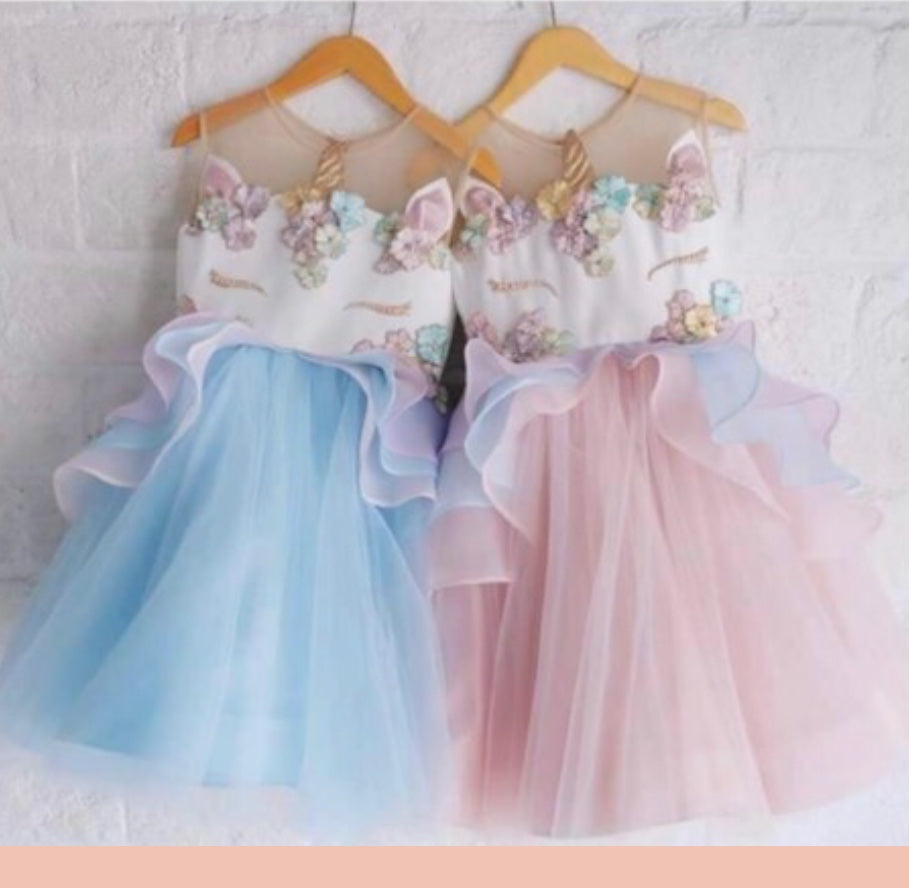 Unicorn Birthday Party Dress Ideas