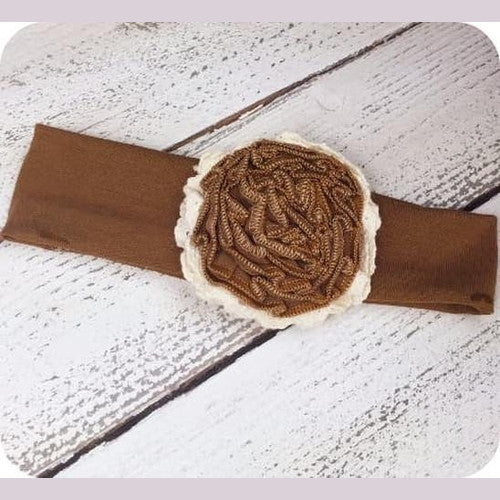 Chocolate Obsession Headband