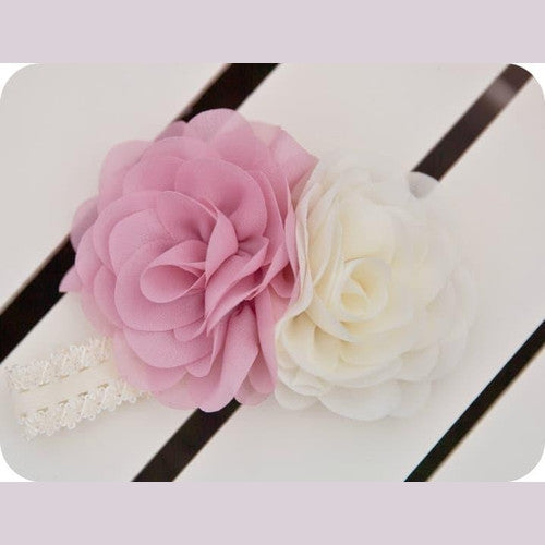 Ivy's Rose Headband