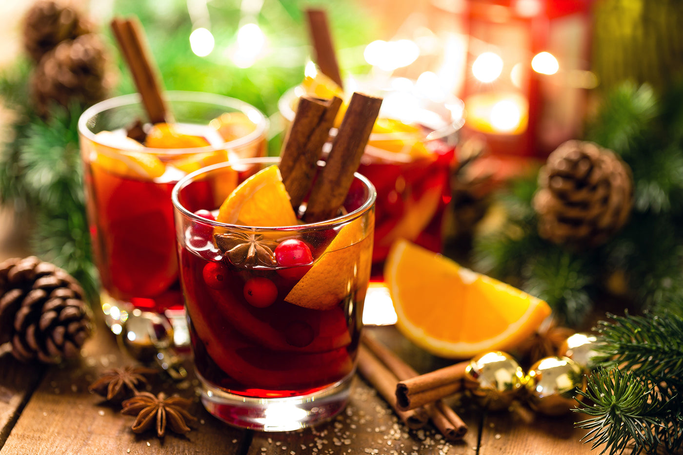 Holiday Mixology