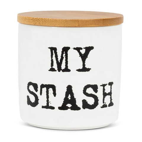 "Medium ""My Stash"" Canister"