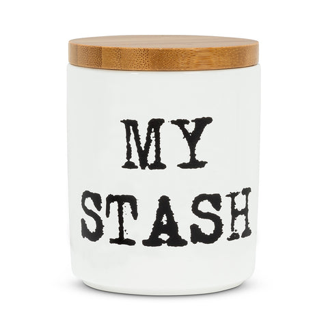 "Small ""My Stash"" Canister"