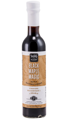 Black Maple Magic Balsamic Vinegar | Vinaigre balsamique à l'érable