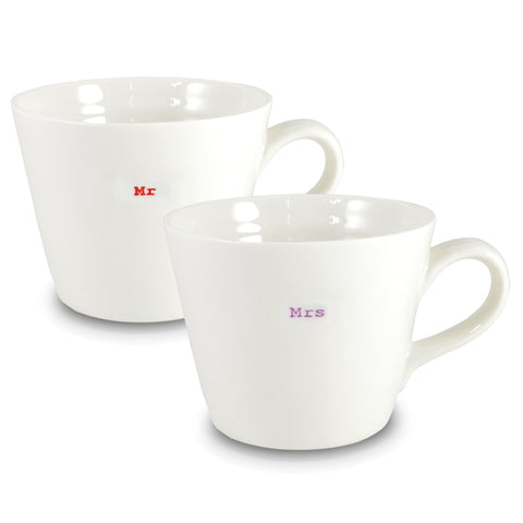 Mr. & Mrs. Mug Duo