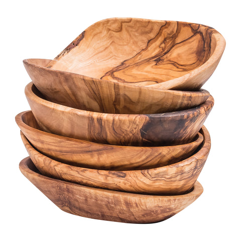 Olive Wood Nibble Bowl