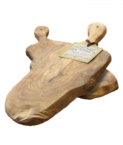Olivewood Cheese Board - Large |  Panneau de fromage aux olives - Grand