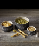 Chalkboard Trio Bowl Set | Trio de Bols Tableaux