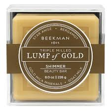 Lump of Gold Goat Milk Soap