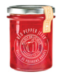 Red Pepper Jelly | Gelée de piments rouges