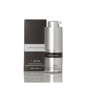 Vitaman I-Zone Eye & Lip Reviver Gel