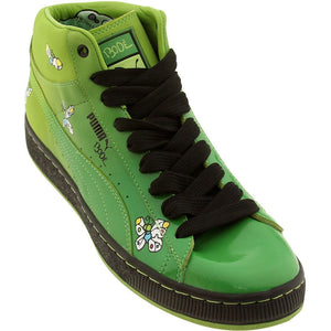 Brand New Puma Mid Bode Lizard sneakers - Lime