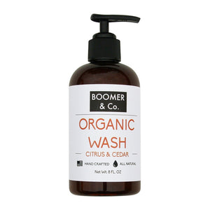 Citrus & Cedar Body Wash