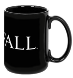 Crowfall Logo Mug BLACK