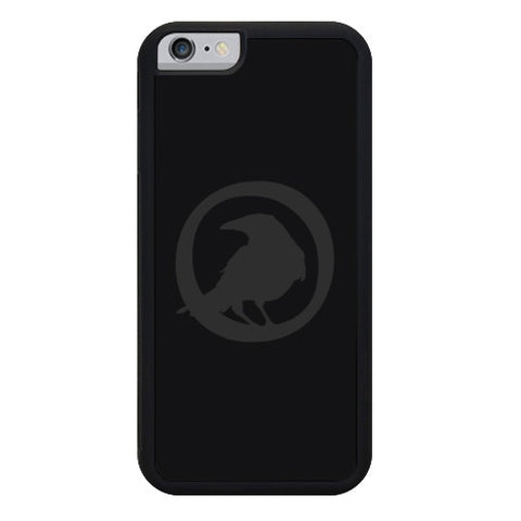 Crowfall Dark Emblem iPhone Case