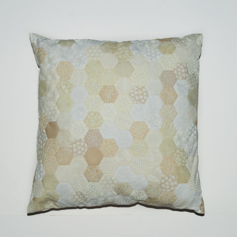 "3/4"" Hexagon Cushion Kit- Neutral"